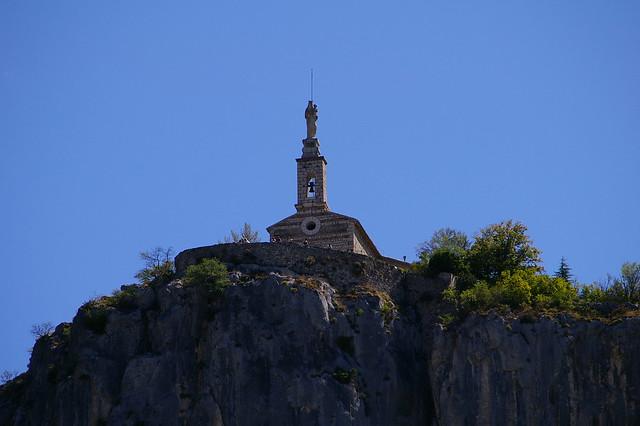Notre Dame du Roc, Castellane