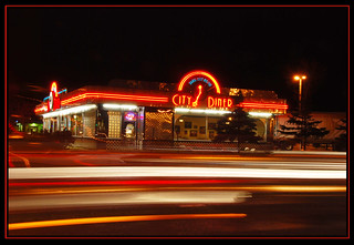 Anchorage Impressions '07 - Diner 1