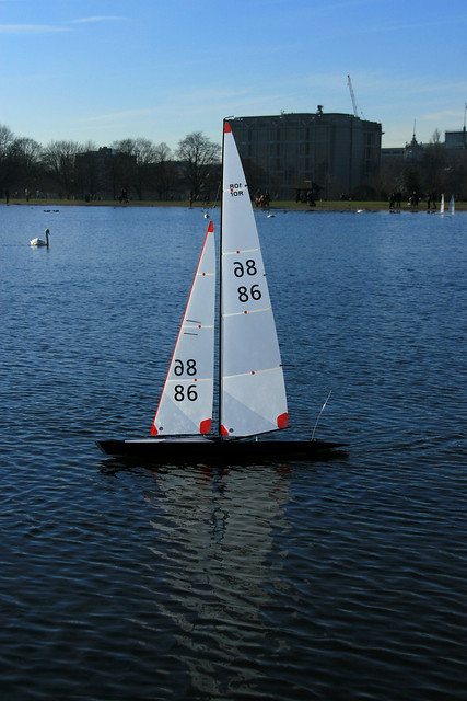 Rc Laser Class Sailboat Img 6152 Flickr Photo Sharing