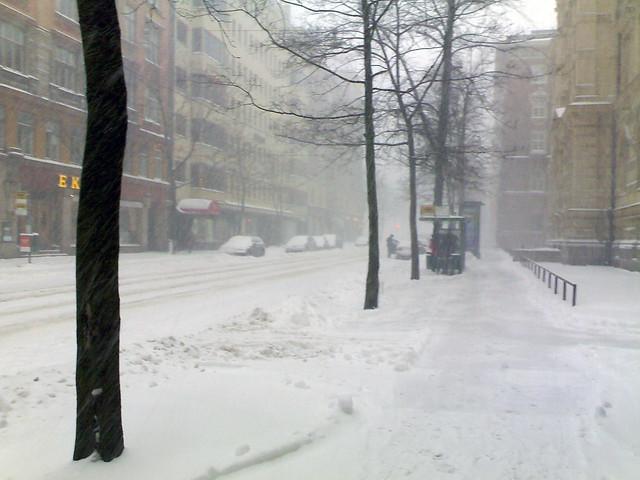 Clima de Helsinki: continental húmedo