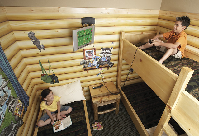 Great Wolf Lodge Kid Cabin Suite Flickr Photo Sharing