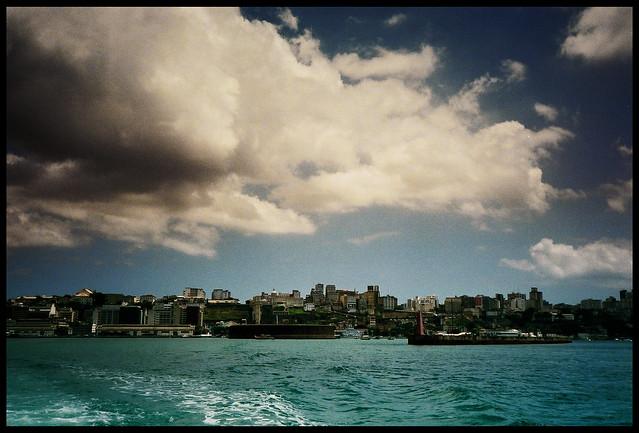 Salvador - Bahia - Yashica T4 Zoom 28mm