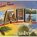 Maine Postcards