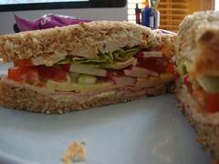 Sandwich Porn