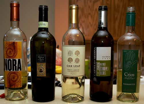 Wine Group: Pizza Wines