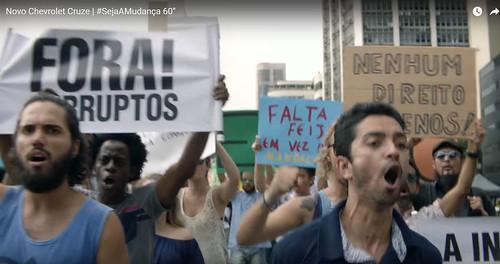 campaña cruze brasil