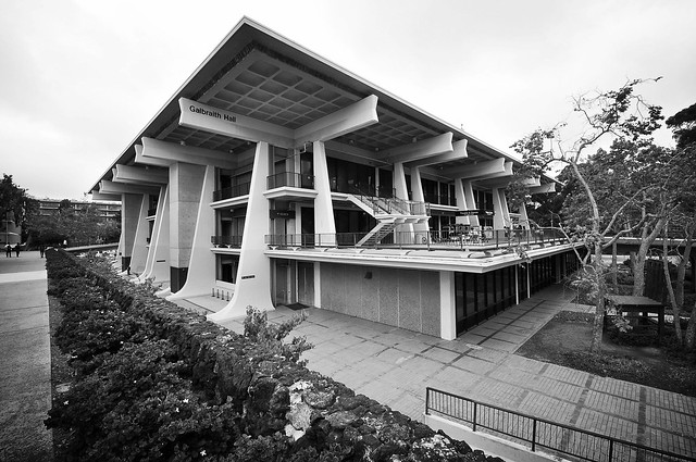 UCSD - Galbraith Hall