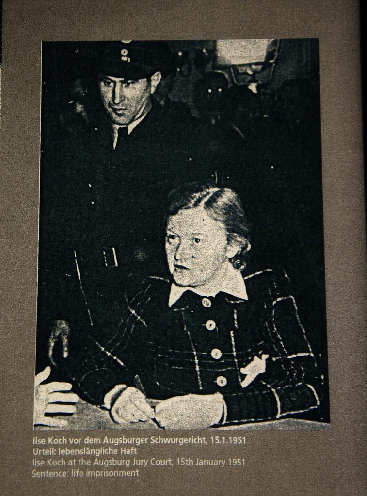 Koch tattoo ilse World War