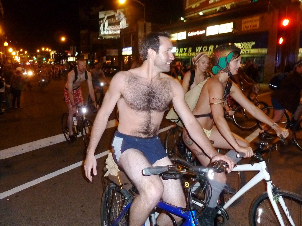 World naked bike ride chicago picture 49