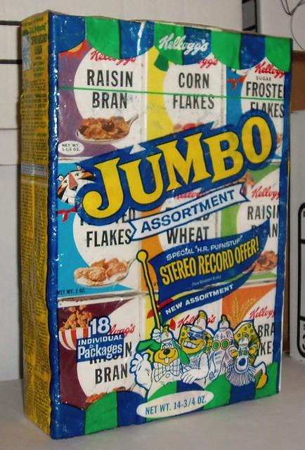 Kellogg's Jumbo Assortment