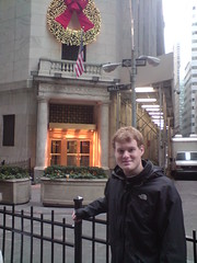 Me at New York stock exchange