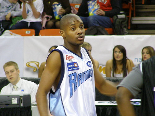 Boston Blizzard at Halifax Rainmen (Dec 20 2007)