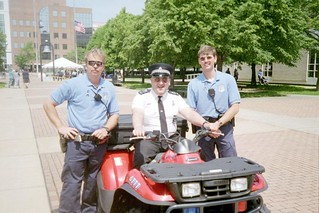USA 2002 Police Week - City of Norfolk Virginia