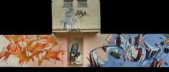 Center of Wall-Houston Graffiti