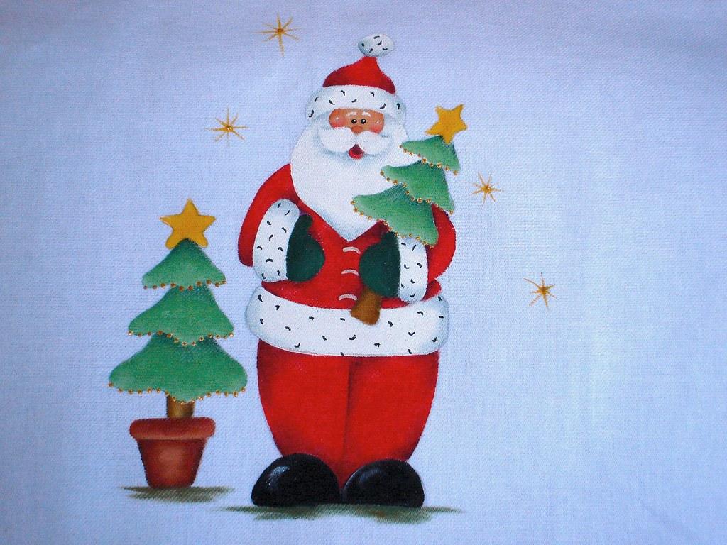 Papai Noel fofinho