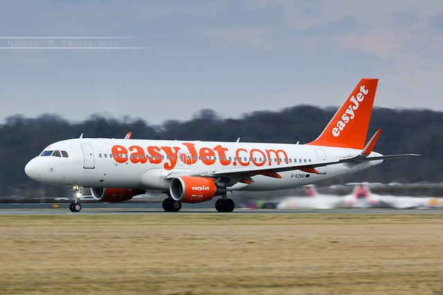 LIL - Airbus A320-214WL (G-EZOD) EasyJet