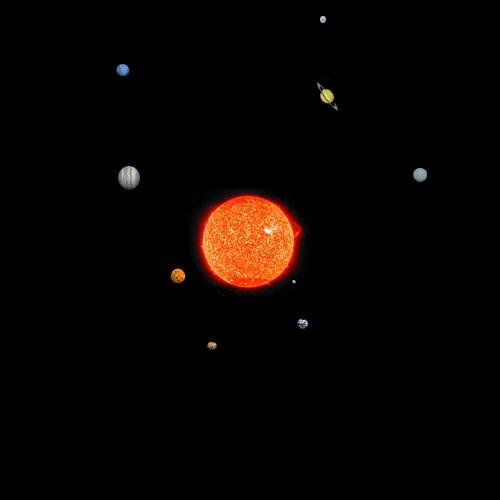 solar system animation - photo #14