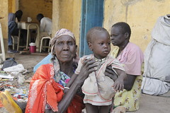 UNHCR News Story: UNHCR concerned about getting food deliveries to refugees in South Sudan