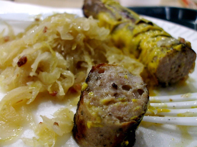 bavarian sausage how to cook