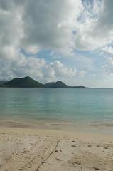Beach at Sandals Grande