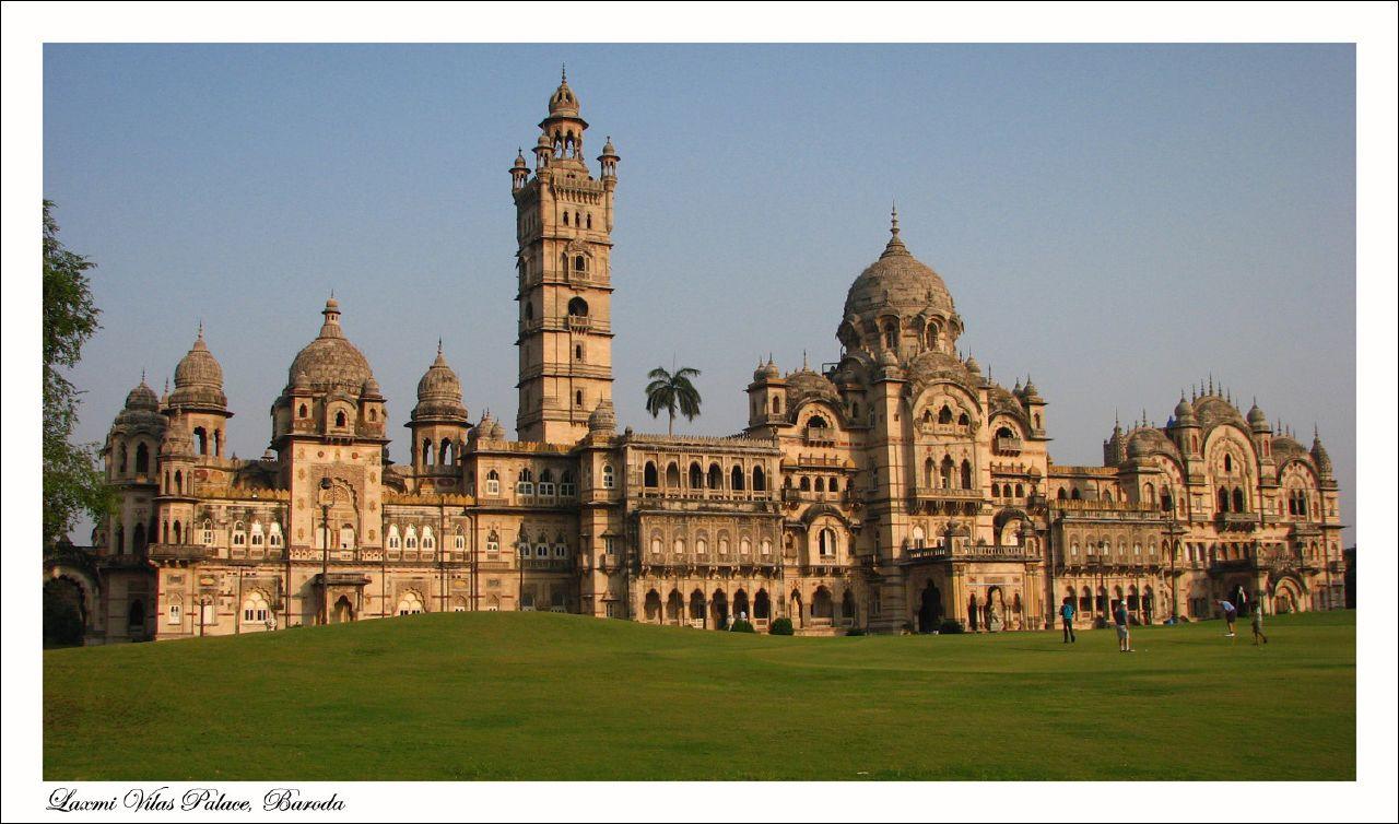 A Secular Palace