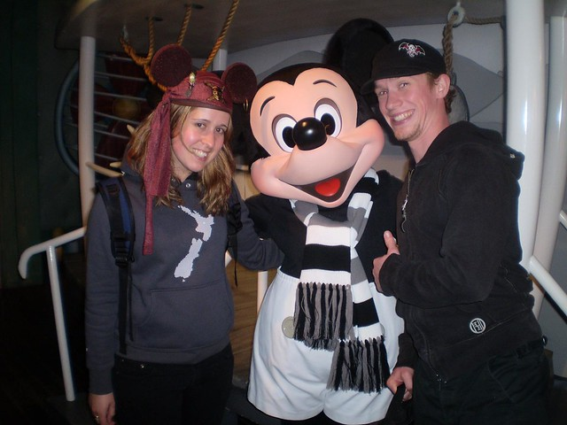 Toni, Mickey and Phil!