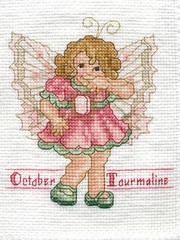 October (Tourmaline) Fairy