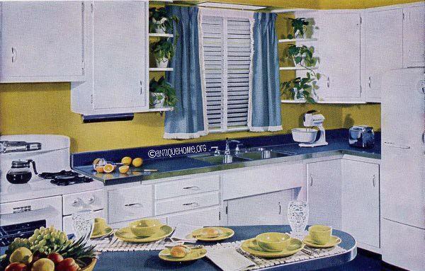 Island Kitchen Design 1950 Flickr Photo Sharing