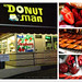 The Donut Man - Mosaic