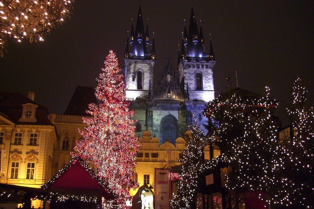 Christmas in Prague 1