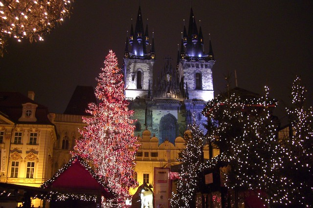 Christmas in Prague 1