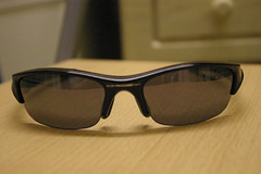 Oakley Half Jacket black iridium