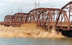 Old Route 66 Bridge, Oklahoma City, Oklahoma