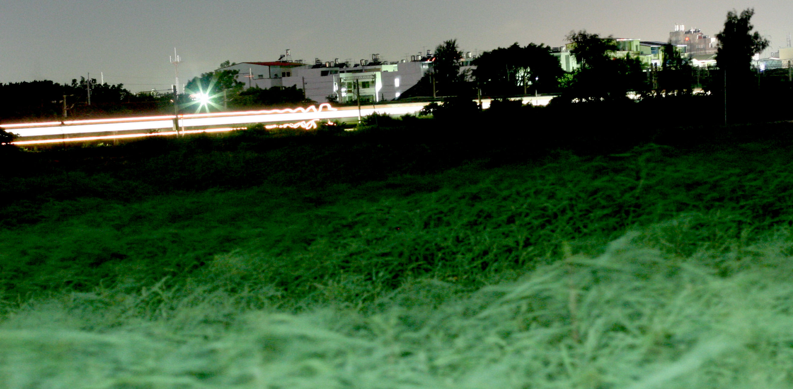 rural countryside at night 16