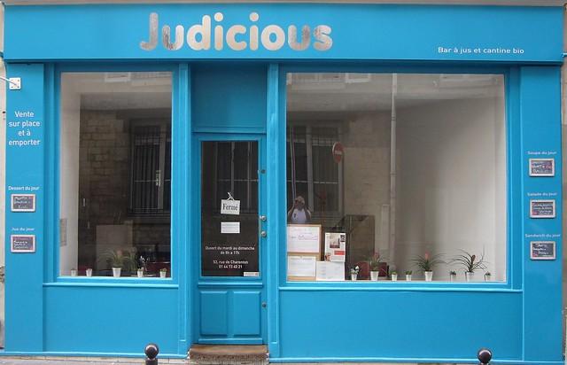 Guida bar Parigi Judicious