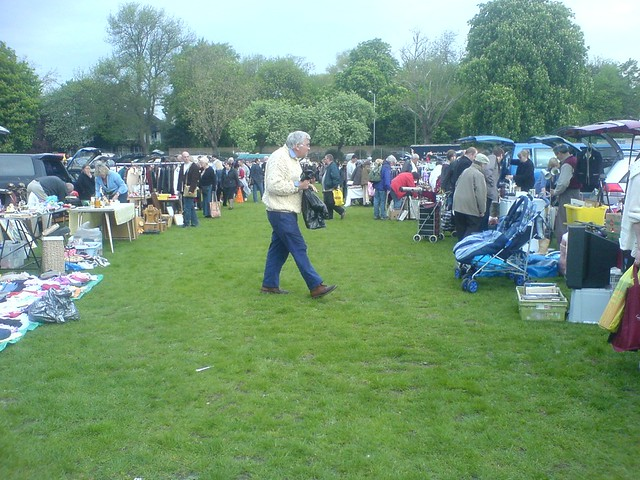 Chiswick Car Boot Sale Reviews