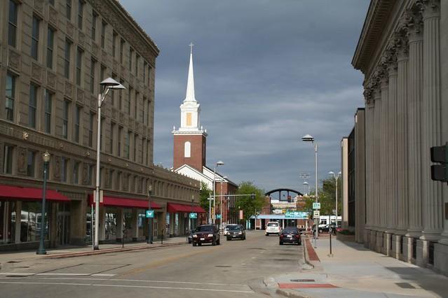 Downtown Joliet