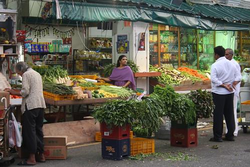i love markets singapore little india market stall. Black Bedroom Furniture Sets. Home Design Ideas