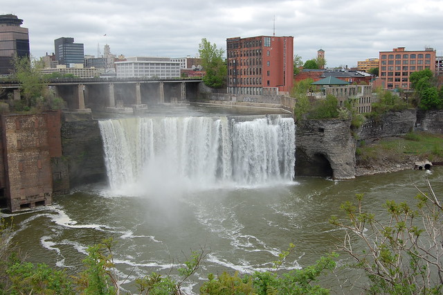 High Falls Rochester Flickr Photo Sharing