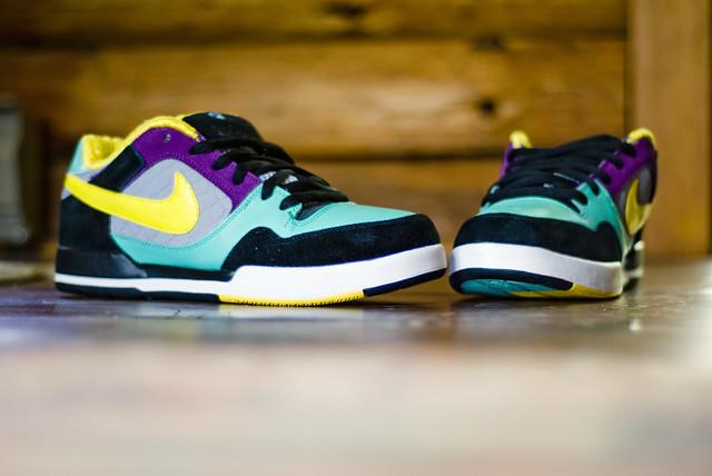 Nike Sb Paul Rodriguez  Shield Durability Skate Shoe