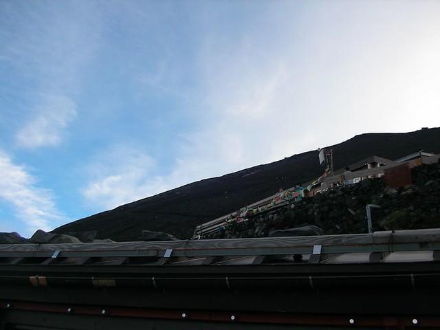 Photo:本八合目 富士山ホテル(富士山登山2009) Climbing Mt.Fuji By jetalone
