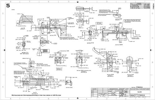 1911 blueprints 56k unfriendly ar15 com for Arkansas blueprint