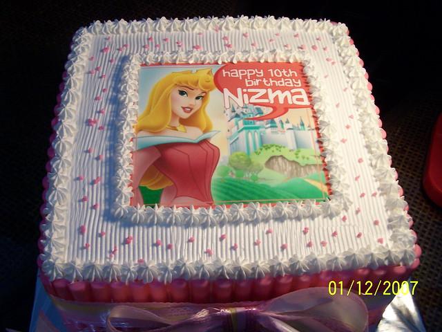 Princess Aurora Cake  Flickr - Photo Sharing!
