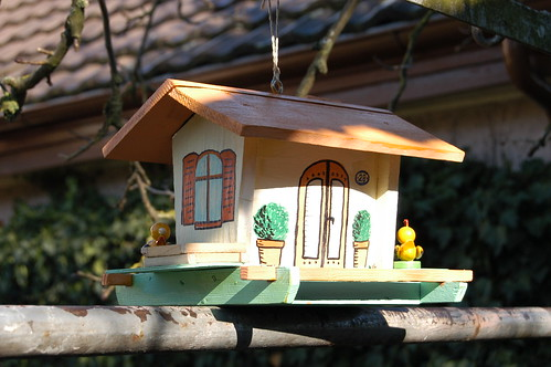 Vogelhaus 2