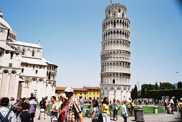 Torre di Pisa 比薩 Pisa-Italy