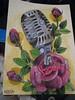 Pintura Microfono