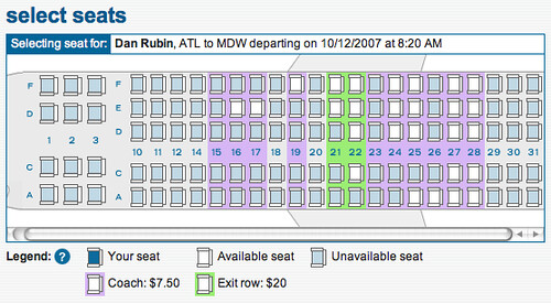 Airtran Seat Assignment Rip Off Flickr Photo Sharing
