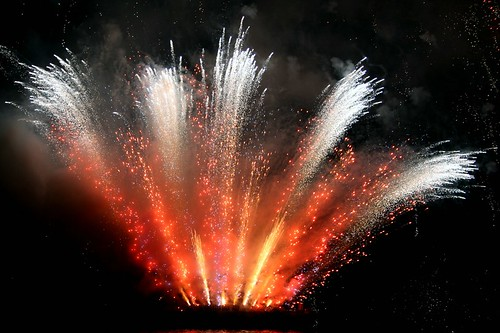 Fireworks - Happy New Year 2008