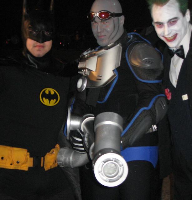 Orheyn Lay Lay Joker Version Song Download: Batman, Mr. Freeze, & The Joker