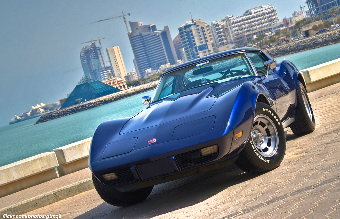 1976 corvette stingray a photo on flickriver. Cars Review. Best American Auto & Cars Review